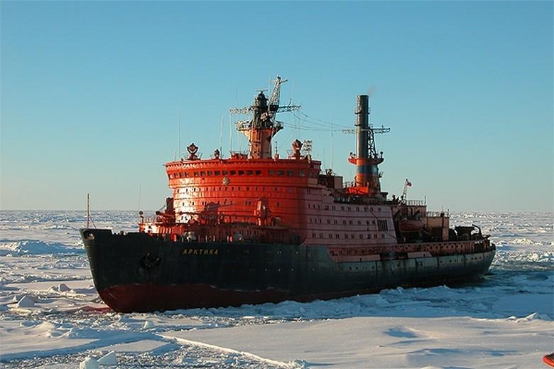 Мирный атом взламывает льды: наш атомный ледокольный флот - 23