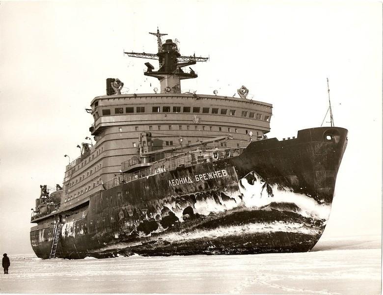 Мирный атом взламывает льды: наш атомный ледокольный флот - 24