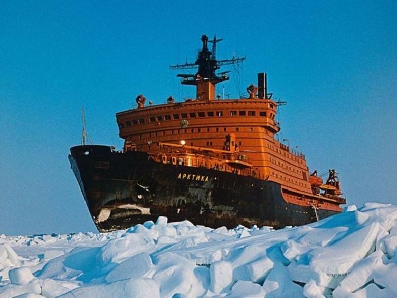 Мирный атом взламывает льды: наш атомный ледокольный флот - 25