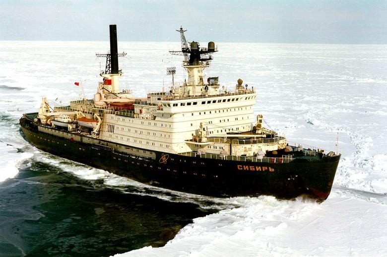 Мирный атом взламывает льды: наш атомный ледокольный флот - 31