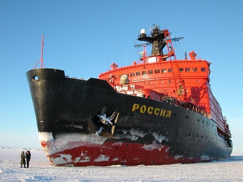 Мирный атом взламывает льды: наш атомный ледокольный флот - 35