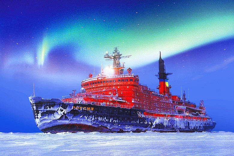 Мирный атом взламывает льды: наш атомный ледокольный флот - 36