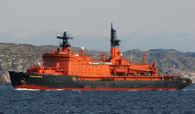 Мирный атом взламывает льды: наш атомный ледокольный флот - 37