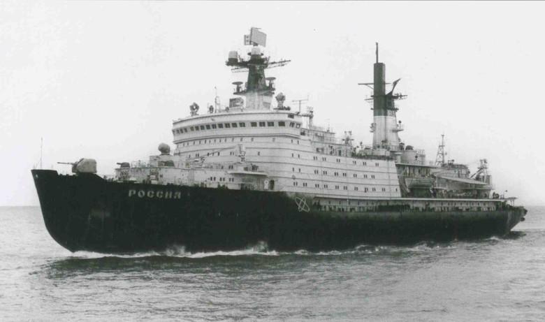 Мирный атом взламывает льды: наш атомный ледокольный флот - 38