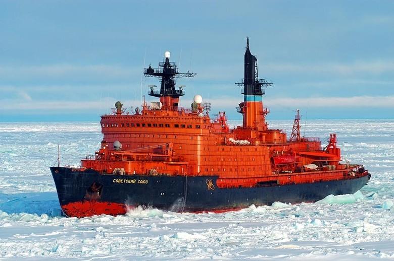 Мирный атом взламывает льды: наш атомный ледокольный флот - 39