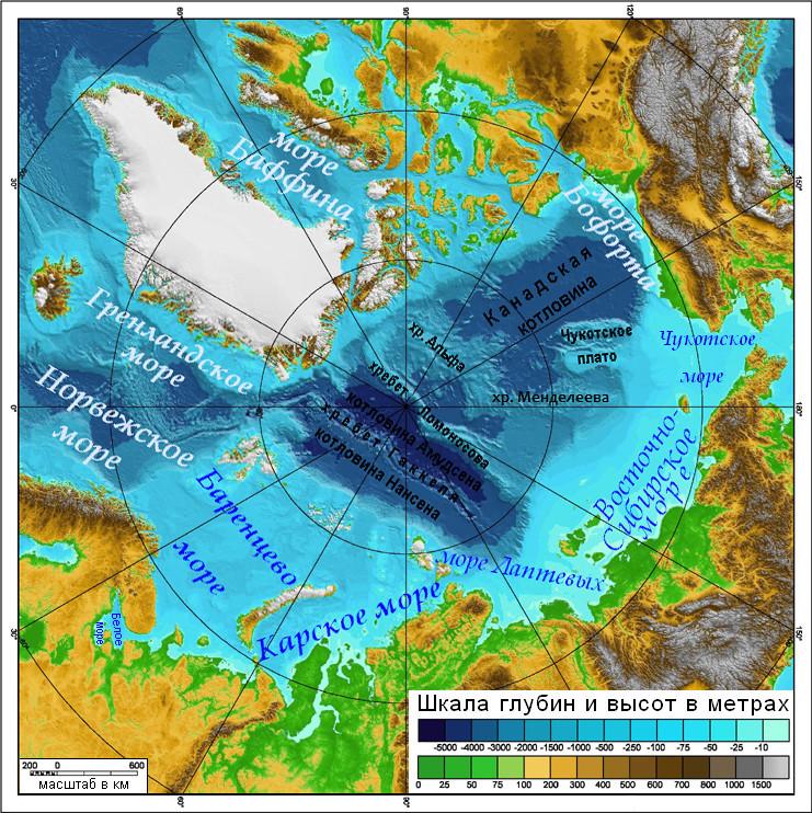 Мирный атом взламывает льды: наш атомный ледокольный флот - 4
