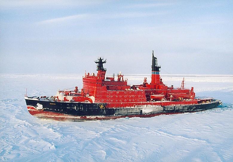 Мирный атом взламывает льды: наш атомный ледокольный флот - 41