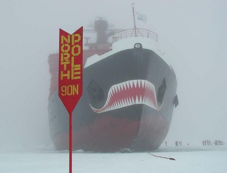 Мирный атом взламывает льды: наш атомный ледокольный флот - 42
