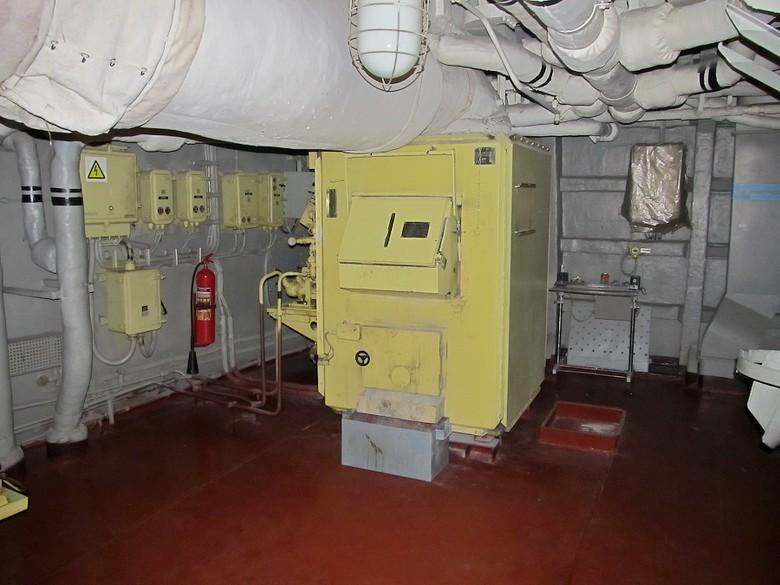 Мирный атом взламывает льды: наш атомный ледокольный флот - 47
