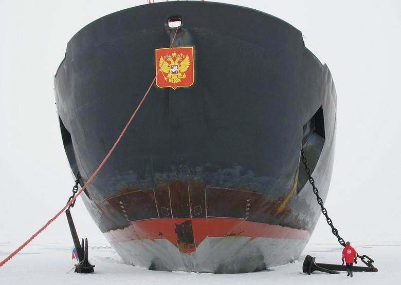 Мирный атом взламывает льды: наш атомный ледокольный флот - 51
