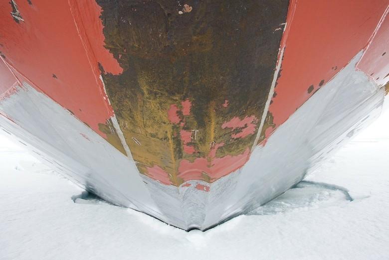 Мирный атом взламывает льды: наш атомный ледокольный флот - 52