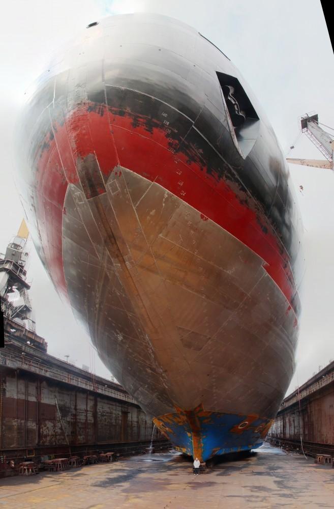 Мирный атом взламывает льды: наш атомный ледокольный флот - 53