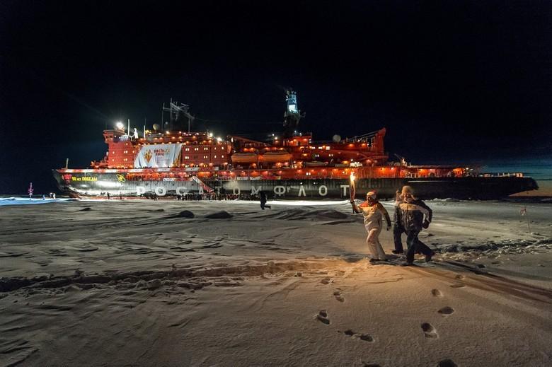 Мирный атом взламывает льды: наш атомный ледокольный флот - 54