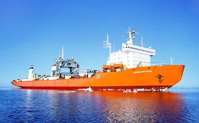 Мирный атом взламывает льды: наш атомный ледокольный флот - 61