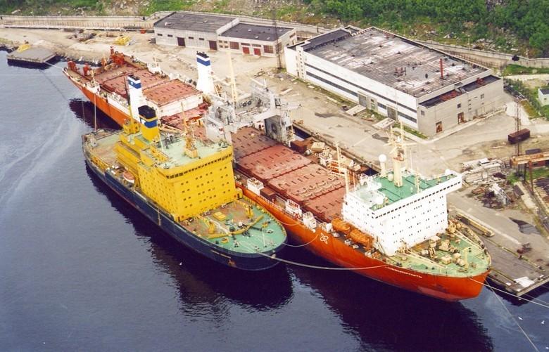 Мирный атом взламывает льды: наш атомный ледокольный флот - 62