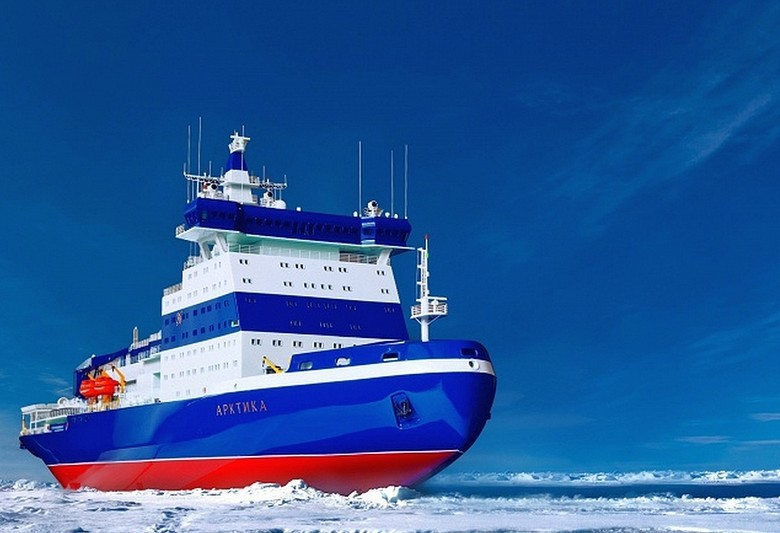 Мирный атом взламывает льды: наш атомный ледокольный флот - 63