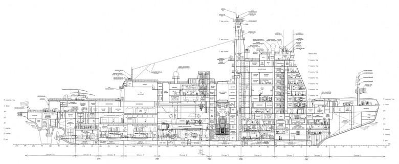 Мирный атом взламывает льды: наш атомный ледокольный флот - 66