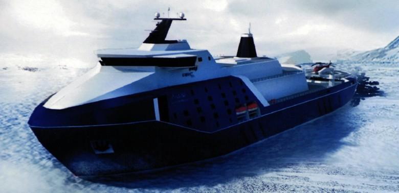 Мирный атом взламывает льды: наш атомный ледокольный флот - 67