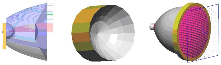 Построение компактных коллиматоров для мощных светодиодов - 2