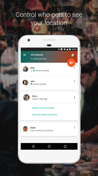 Приложение Google Trusted Contacts позволит ревнивым супругам следить за своей половинкой