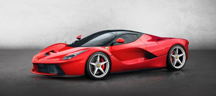 Проданный за $7 млн суперкар LaFerrari стал самой дорогой машиной, произведенной в этом столетии