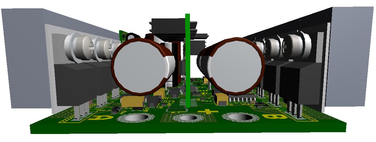 Тонкости проектирования силовой платы инвертора - 1