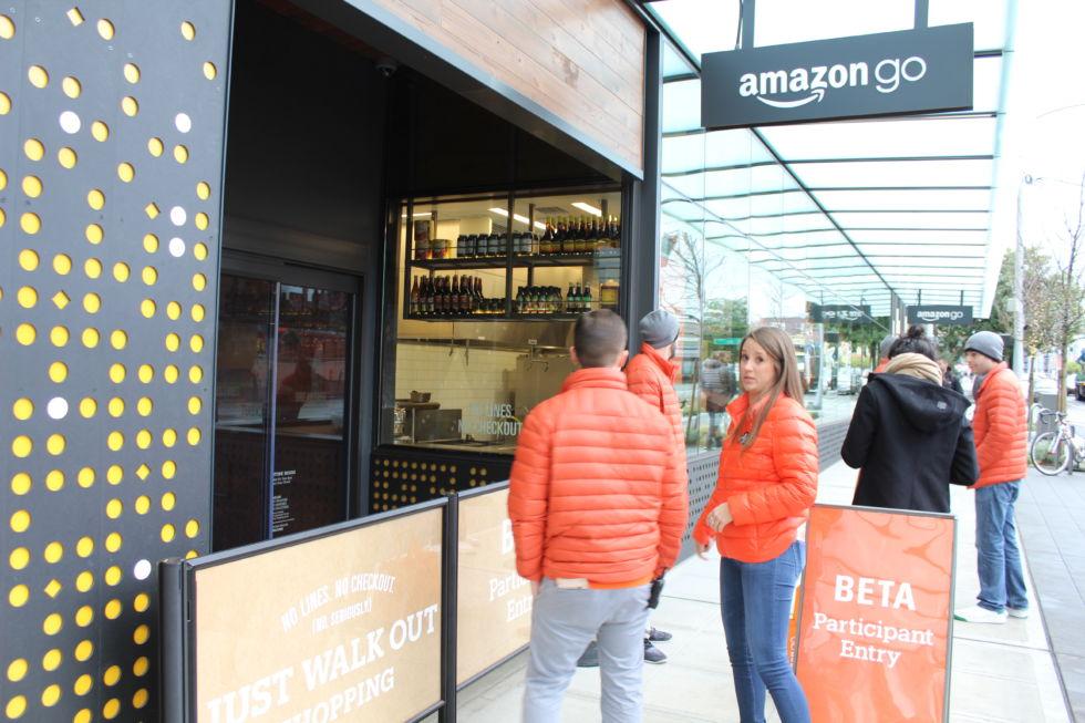 Amazon Go — магазин без касс и очередей - 5