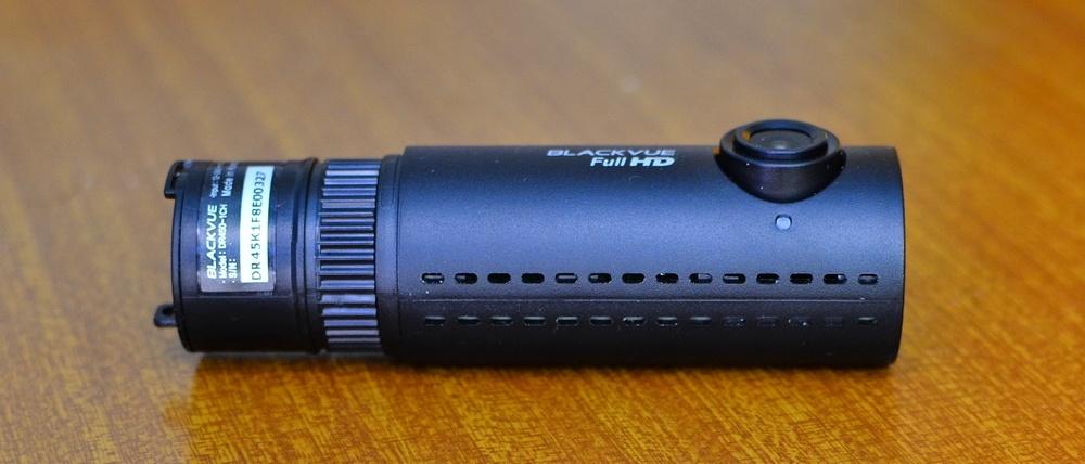 BlackVue DR450-1CH GPS: необычный корейский регистратор с бюджетной ценой и отличным качеством видео - 10