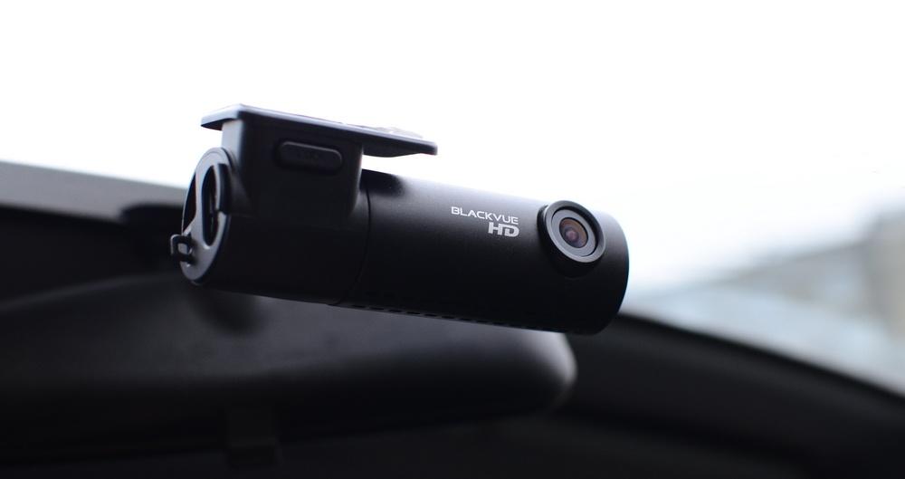 BlackVue DR450-1CH GPS: необычный корейский регистратор с бюджетной ценой и отличным качеством видео - 12