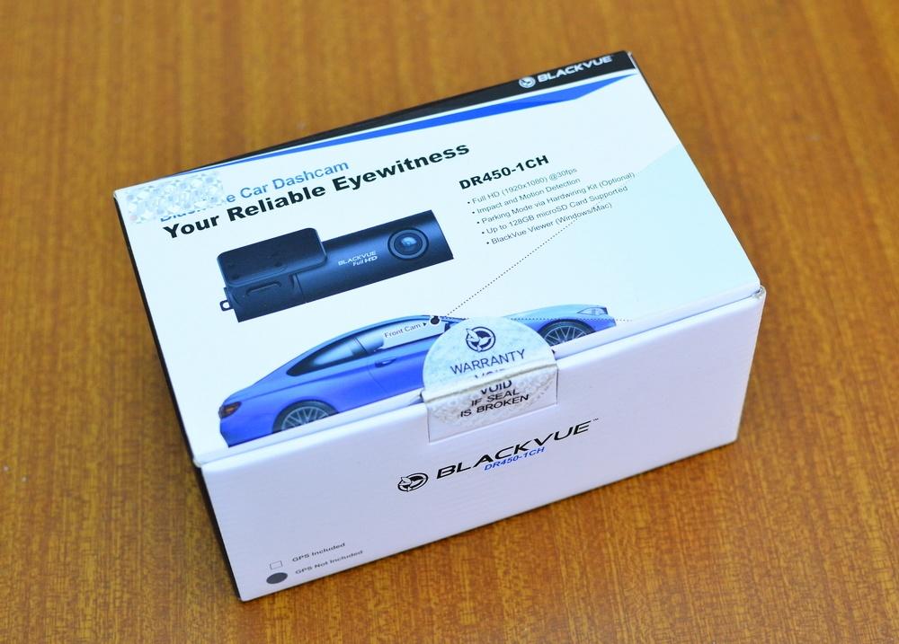 BlackVue DR450-1CH GPS: необычный корейский регистратор с бюджетной ценой и отличным качеством видео - 30
