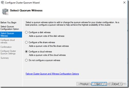 Что нового в Windows Server 2016 Failover Clustering - 11