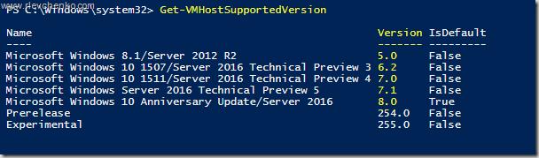Что нового в Windows Server 2016 Failover Clustering - 8