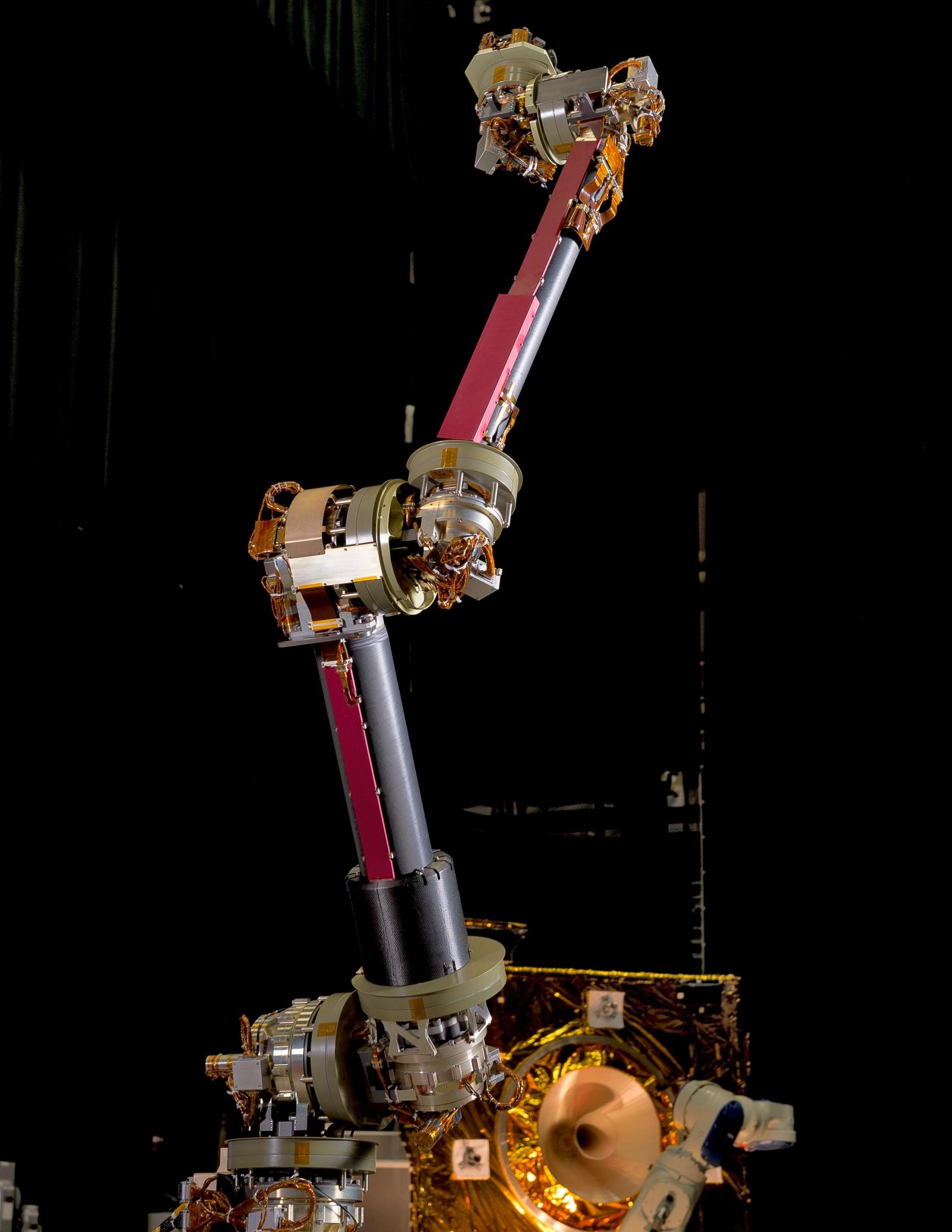 НАСА разрабатывает спутник для дозаправки и технического обслуживания других спутников - 2