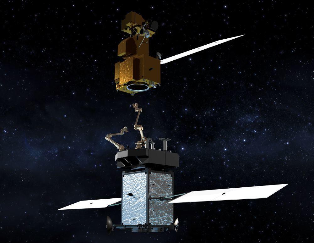 НАСА разрабатывает спутник для дозаправки и технического обслуживания других спутников - 1