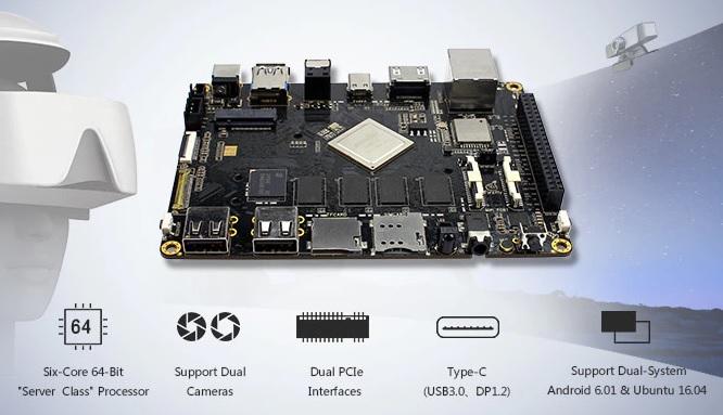 Плата Firefly-RK3399 должна поддерживать ОС Android и Ubuntu