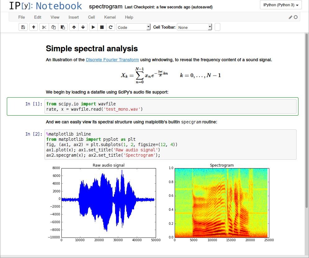 Особенности Jupyter Notebook, о которых вы (может быть) не слышали - 1