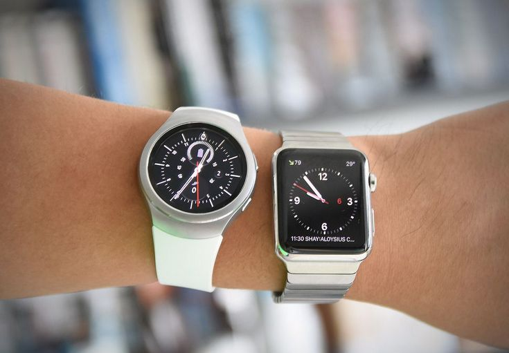Рынок носимой электроники почти не вырос из-за Apple