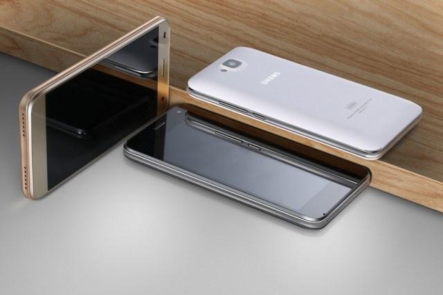 Смартфон Uhans H5000 с аккумулятором емкостью 4500 мА•ч доступен за $110 - 1