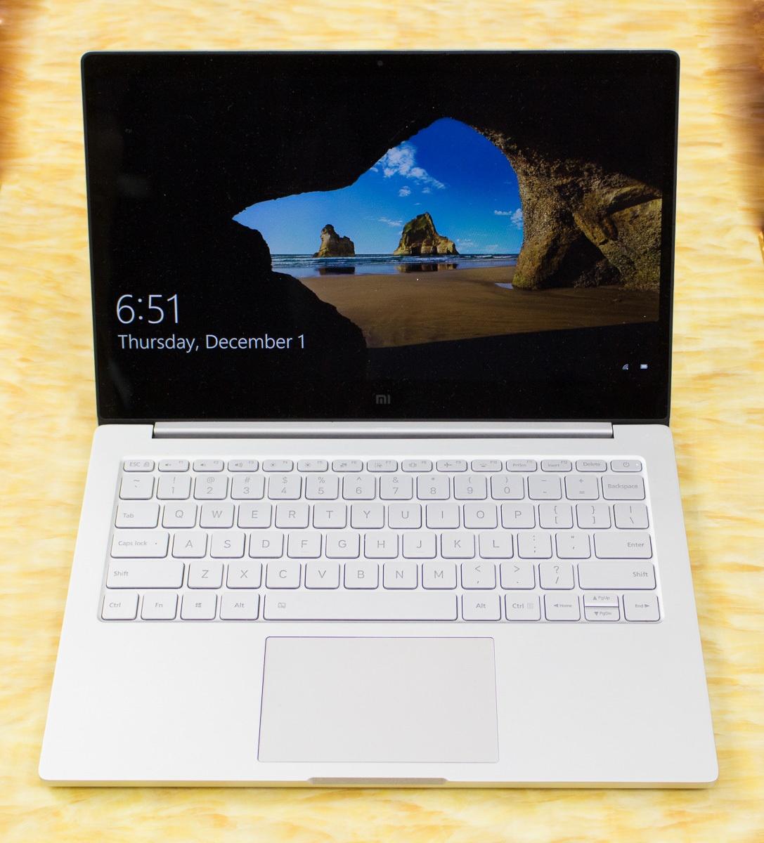 Xiaomi Mi Air 13 Laptop — еще один отличный китайский ноутбук, совершенно непохожий на Macbook - 2