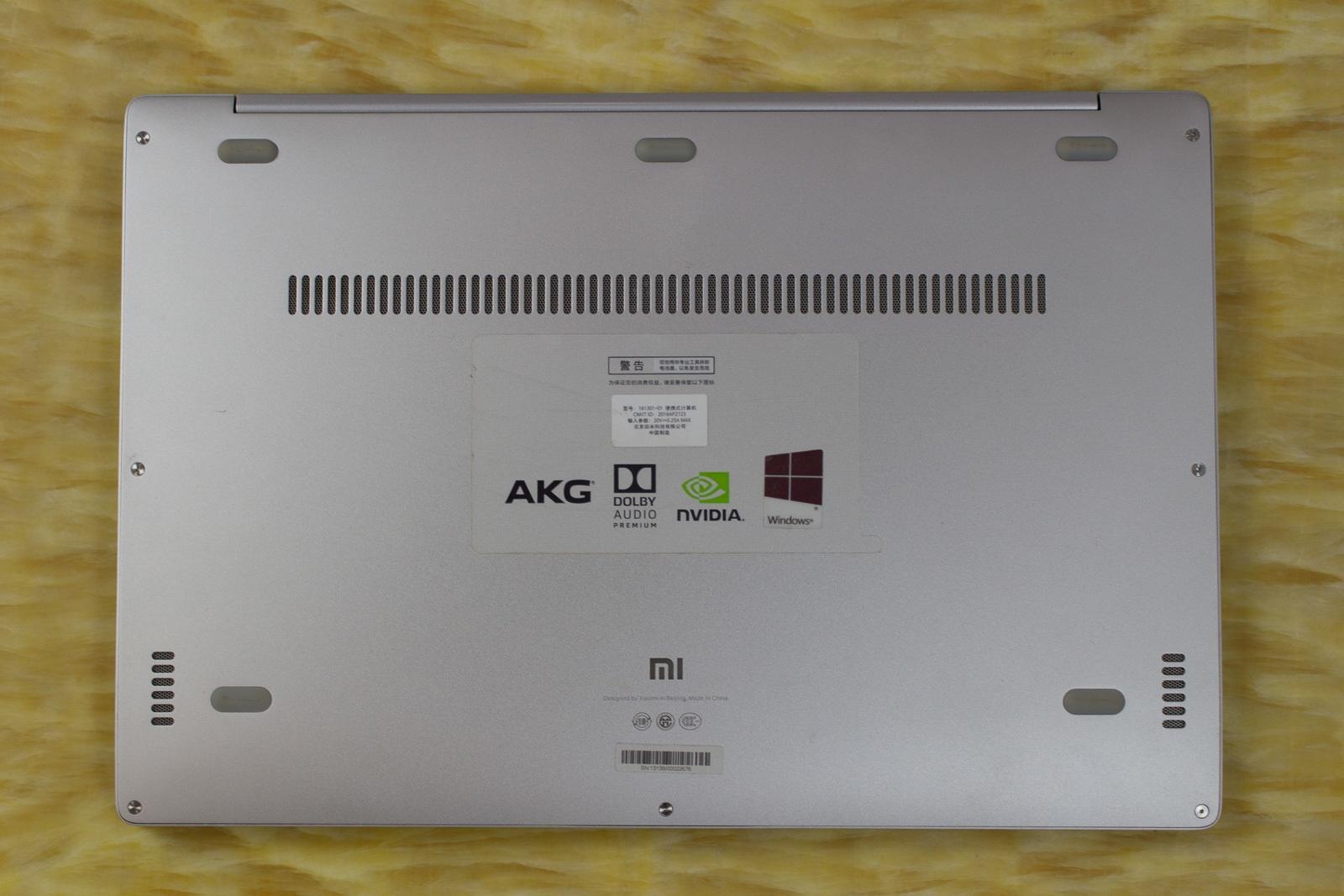 Xiaomi Mi Air 13 Laptop — еще один отличный китайский ноутбук, совершенно непохожий на Macbook - 8