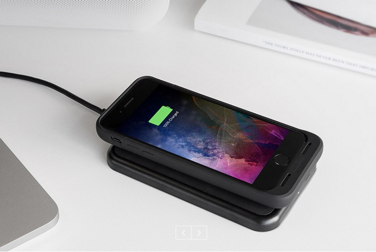 Чехол Mophie Juice Pack Air стоит $100