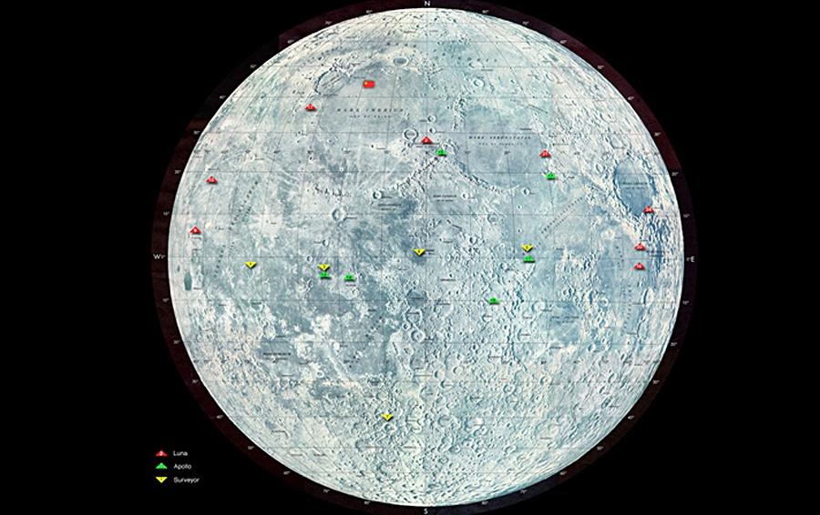 Год проекту лунного микроспутника - 2