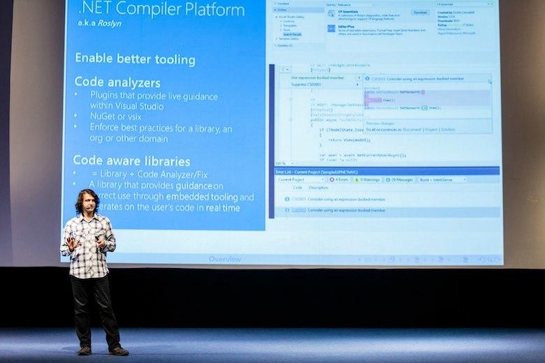 «Хаос в .NET-мире — разумная цена за скорость развития платформы»: интервью с Андреем Акиньшиным (JetBrains) - 2