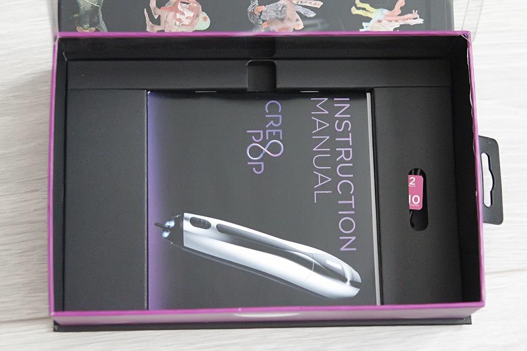 3D-ручка CreoPop, рисующая светоотверждаемыми чернилами - 10