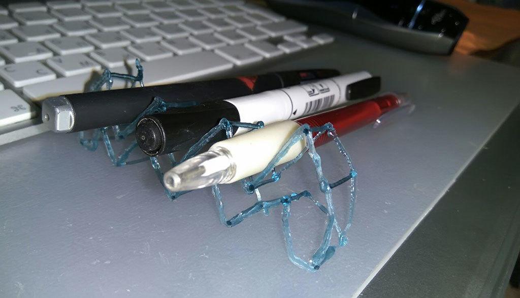 3D-ручка CreoPop, рисующая светоотверждаемыми чернилами - 24