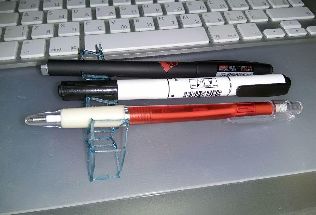 3D-ручка CreoPop, рисующая светоотверждаемыми чернилами - 25