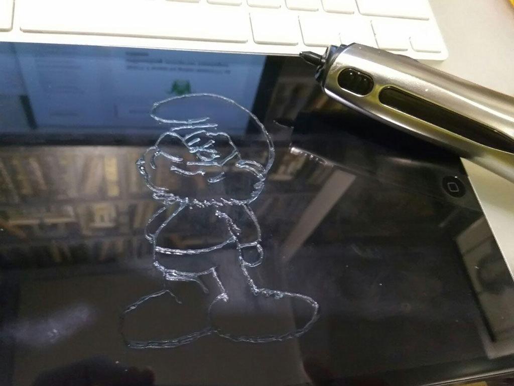 3D-ручка CreoPop, рисующая светоотверждаемыми чернилами - 28