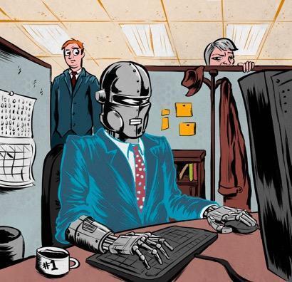 Электроовцы съели людей: возможные последствия от развития ИИ для рынка труда - 10