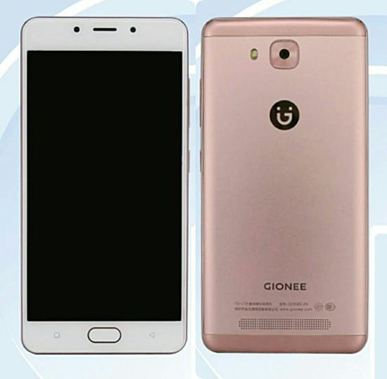 Смартфон Gionee F5 оснащен 4 ГБ ОЗУ и аккумулятором емкостью 4000 мА•ч