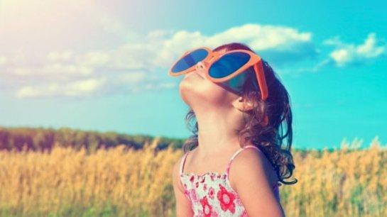 Солнце влияет на зрение человека
